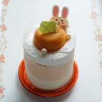 春のケーキでお待ちしてます
